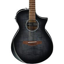 Ibanez AEWC400TKS Comfort Acoustic-Electric Guitar Level 1 Transparent Black Sunburst