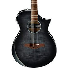 AEWC400TKS Comfort Acoustic-Electric Guitar Level 2 Transparent Black Sunburst 190839799791