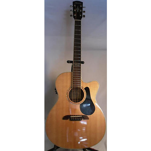 Alvarez AF60CE Folk Acoustic Electric Guitar