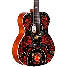 AF60GD Grateful Dead OM Acoustic Guitar DarkStar