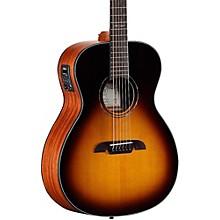 AF610ESB Folk Acoustic-Electric Guitar Level 2 Sunburst 190839404817