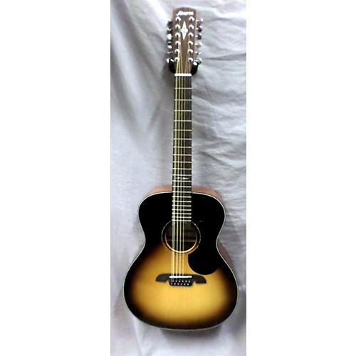 Alvarez AF610ESB12 12 String Acoustic Electric Guitar