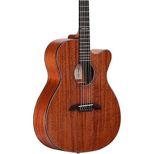 Alvarez AF660CE Artist Orchestra Acoustic-Electric Guitar