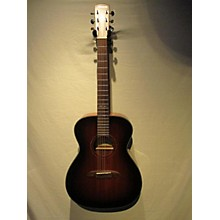 Alvarez AF660ESHB Acoustic Electric Guitar