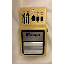 Maxon AF9 Auto Filter Dynamics Effect Pedal