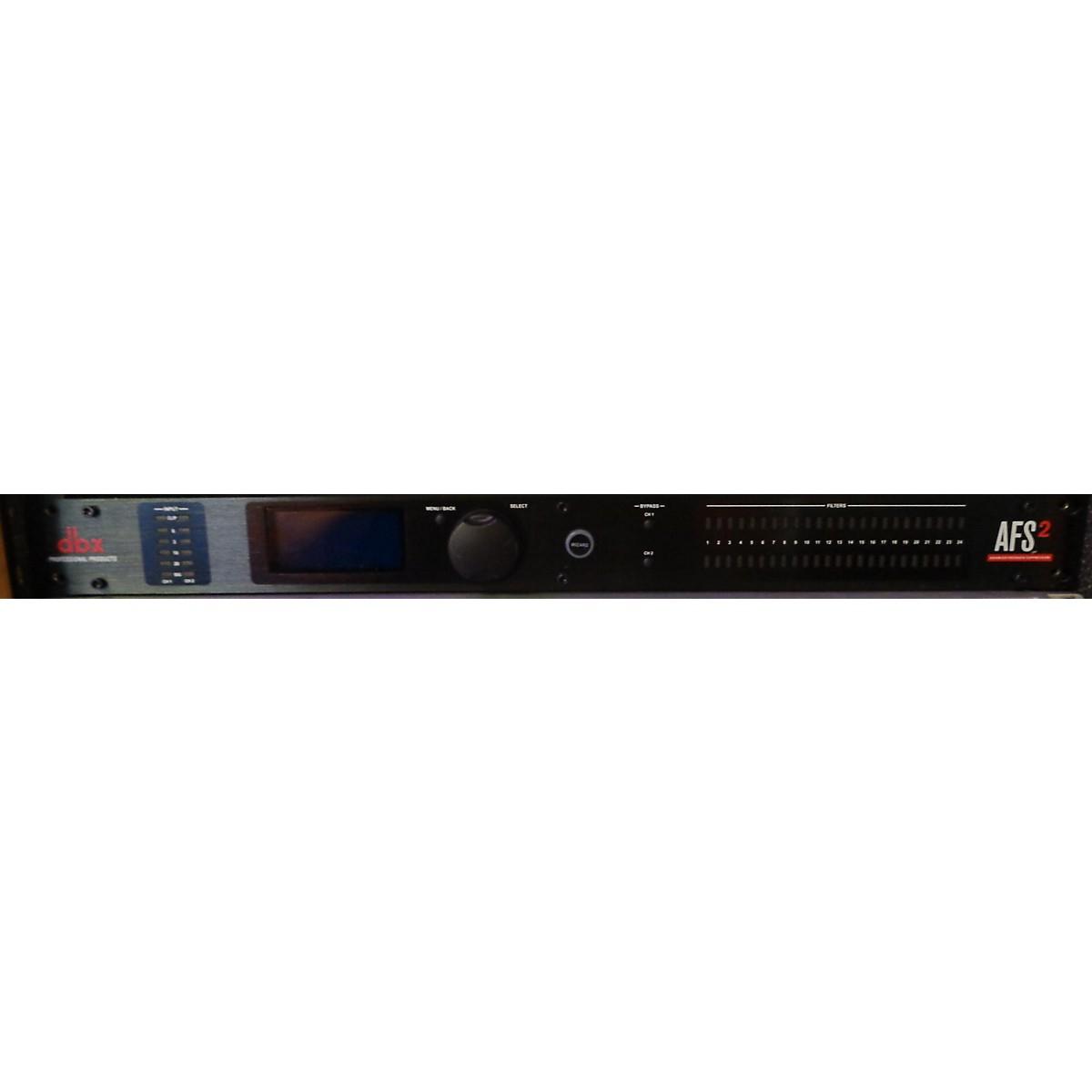 dbx AFS2-V Multi Effects Processor