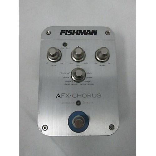 Fishman AFX Chorus Effect Pedal