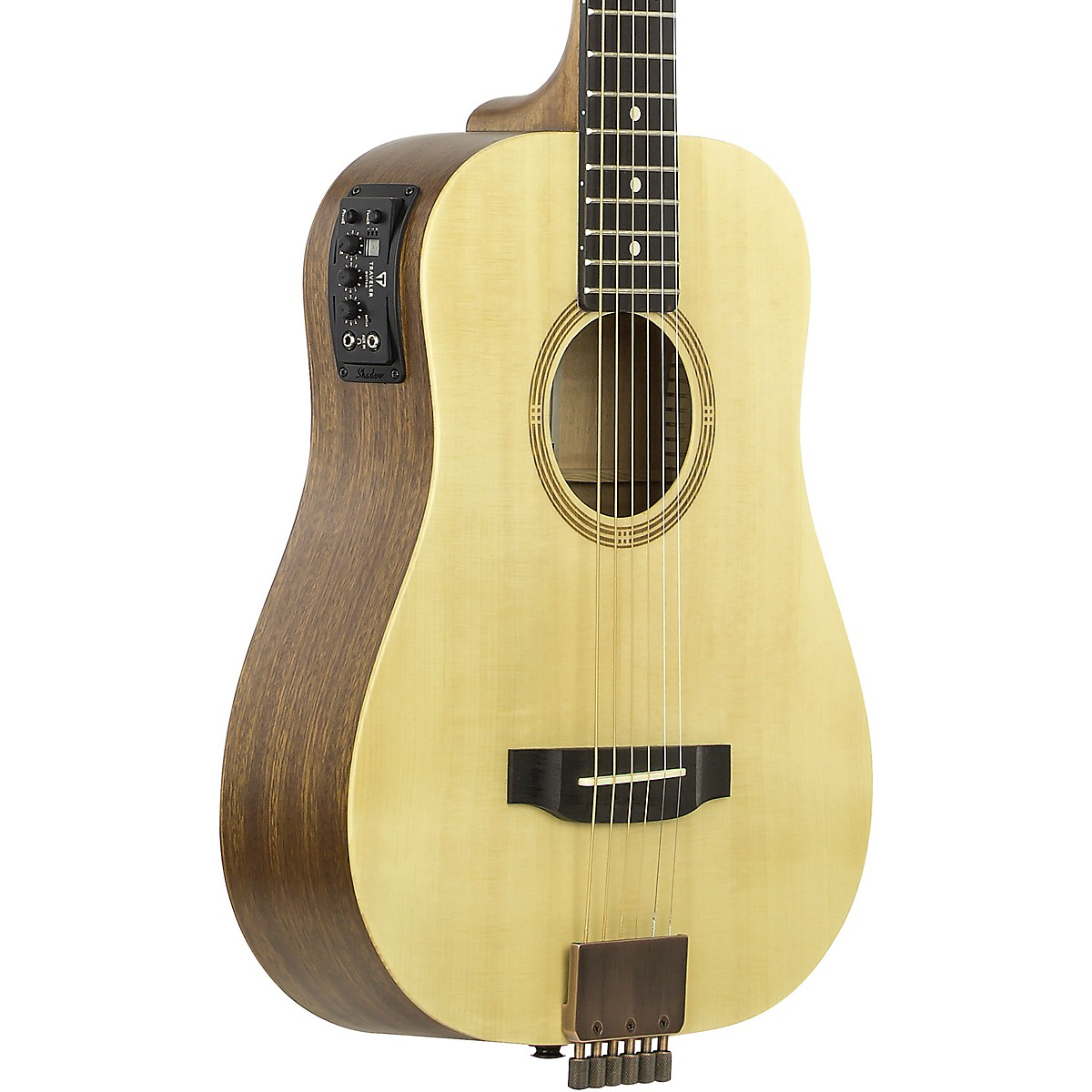 Traveler Guitar AG-105E Traveler Acoustic-Electric Guitar