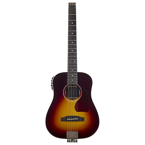 traveler guitar ag 450e acoustic electric travel guitar 3 color sunburst guitar center. Black Bedroom Furniture Sets. Home Design Ideas