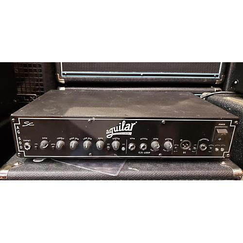 Aguilar AG 500 Bass Amp Head