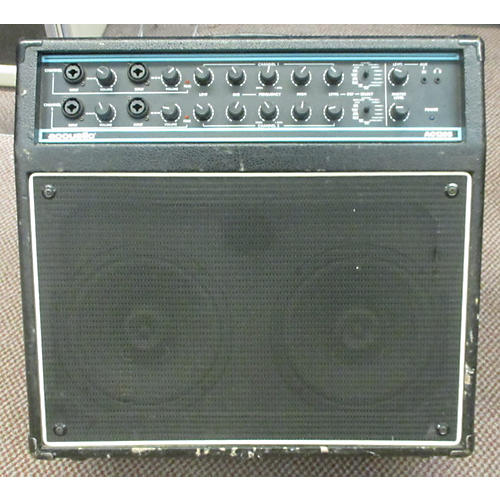 Acoustic AG120S Acoustic Guitar Combo Amp
