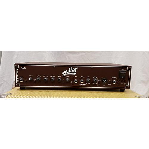 Aguilar AG500SC 500W Bass Amp Head