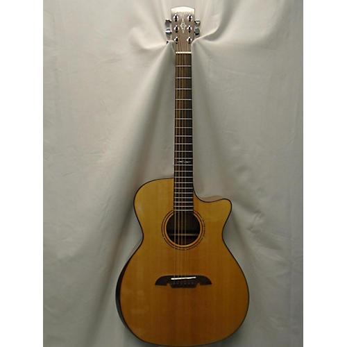 Alvarez AG60CE Grand Auditorium Acoustic Electric Guitar