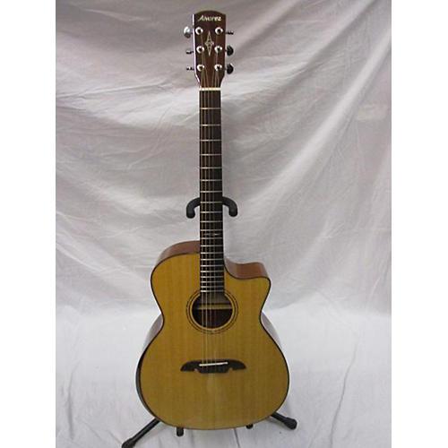 Alvarez AG60CE Grand Auditorium Acoustic Electric Guitar