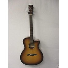 Alvarez AG610CESHB Acoustic Electric Guitar