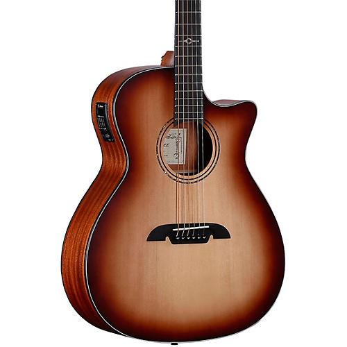Alvarez AG610SCE Artist Grand Auditorium Acoustic-Electric Guitar