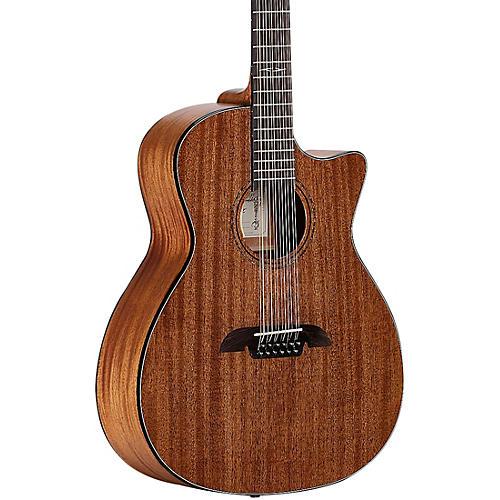 Alvarez AG660CE12 Artist Series Grand Auditorium 12-String Acoustic-Electric Guitar