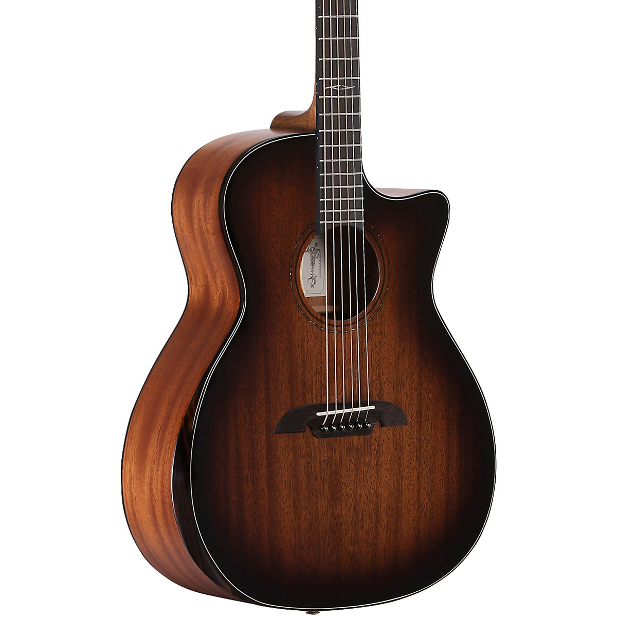 Alvarez AG660CEARSHB Artist Series Grand Auditorium Acoustic-Electric Guitar