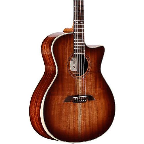 Alvarez AG990CEAR-SHB Artist Series Grand Auditorium Acoustic-Electric Guitar