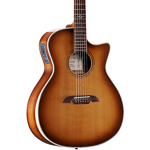 Alvarez AGA95CEAR Artist Elite Grand Auditorium Acoustic-Electric Guitar