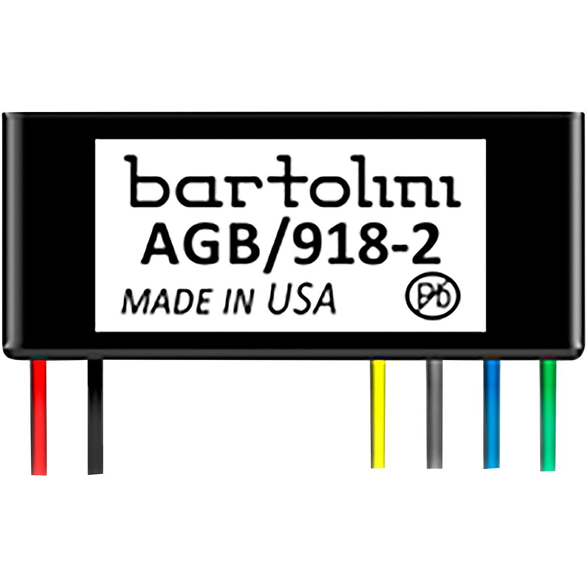 Bartolini AGB/918-2 - Adjustable Gain Buffer