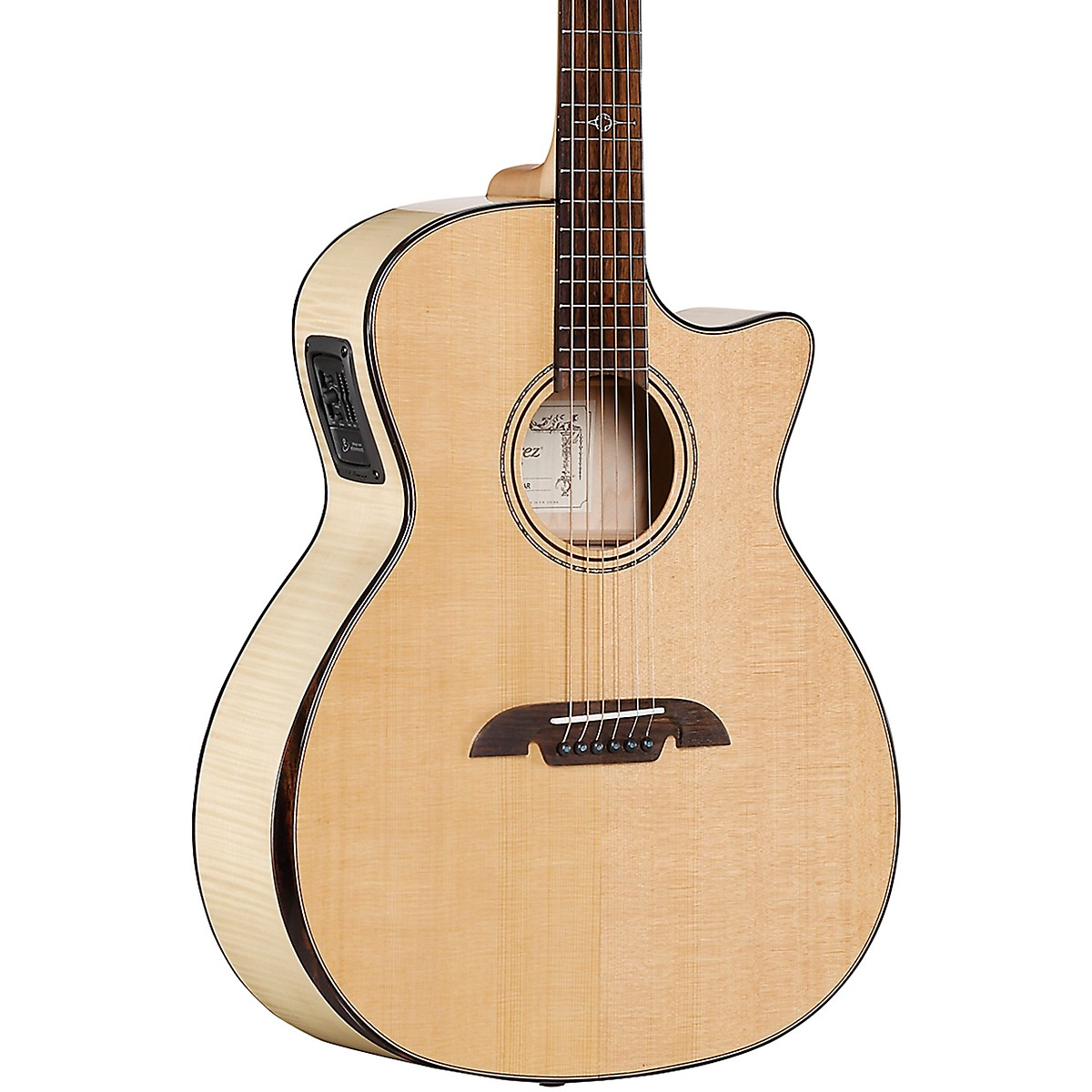 Alvarez AGFM80CEAR Artist Elite Grand Auditorium Acoustic-Electric Guitar