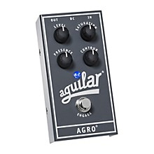Aguilar AGRO Bass Overdrive Bass Effects Pedal Level 1