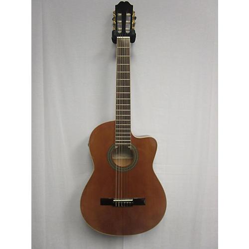 Antonio Hermosa AHT-10CE Classical Acoustic Electric Guitar