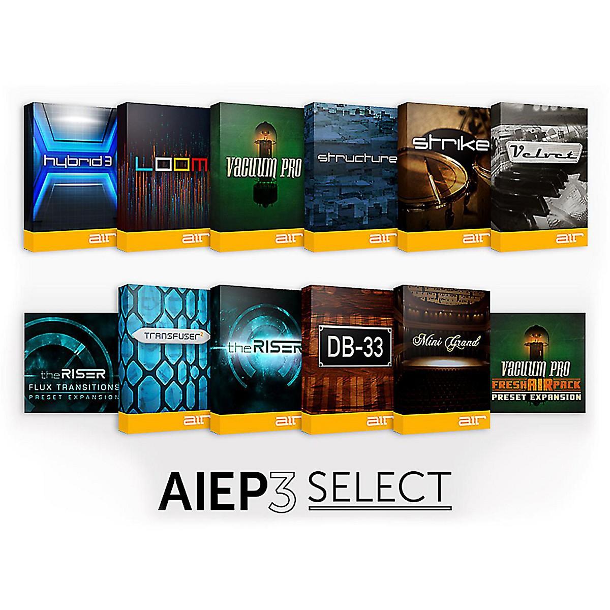 Air Music Tech AIEP3 Select Instrument Pack