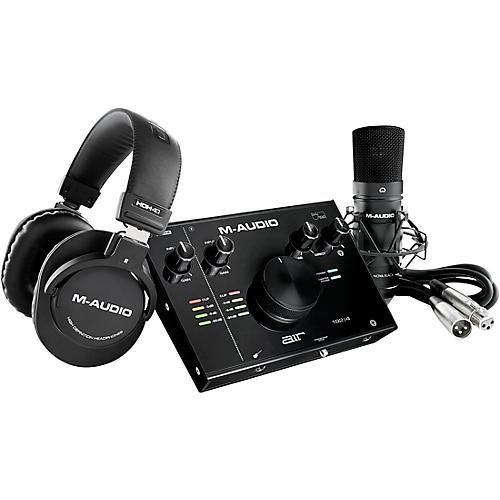 M-Audio AIR 192 4 Vocal Studio Pack