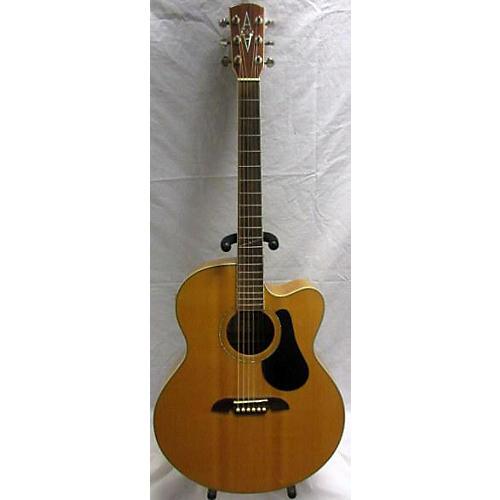 Alvarez AJ-60SC NAT Acoustic Electric Guitar