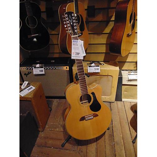 Alvarez AJ-60SC\12 12 String Acoustic Electric Guitar