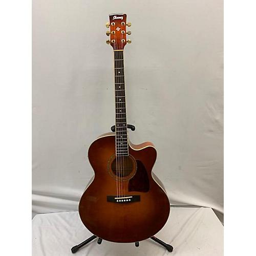 Ibanez AJ200ECE Acoustic Electric Guitar