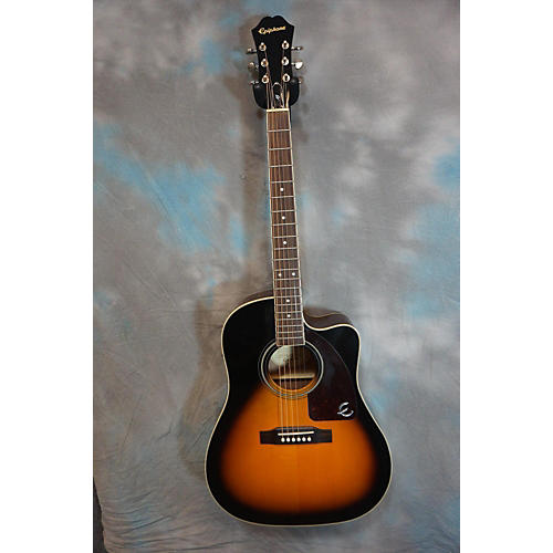 Epiphone AJ200SCE Acoustic Electric Guitar