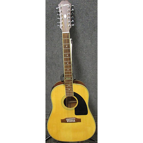 Epiphone AJ2812SE 12 String Acoustic Guitar