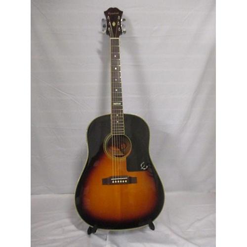 used epiphone aj28se vs acoustic electric guitar guitar center. Black Bedroom Furniture Sets. Home Design Ideas