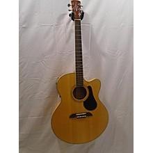 Alvarez AJ60SC Acoustic Electric Guitar