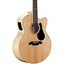 Alvarez AJ80CE-12 12-String Jumbo Acoustic-Electric Guitar