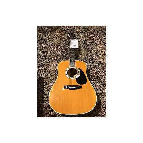 used elezan al 100 acoustic guitar guitar center. Black Bedroom Furniture Sets. Home Design Ideas