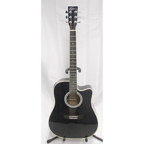 Esteban ALC-200 Acoustic Electric Guitar