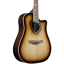 ALT30 Altstar Dreadnought Acoustic-Electric Guitar Brown Sunburst