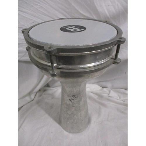 Meinl ALUMINUM HAND HAMMERED DARBUKA Hand Drum