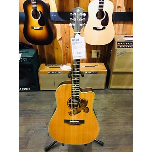 Luna Guitars AM E100 Acoustic Electric Guitar