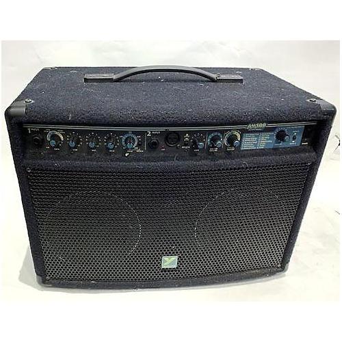 used yorkville am100 acoustic guitar combo amp guitar center. Black Bedroom Furniture Sets. Home Design Ideas