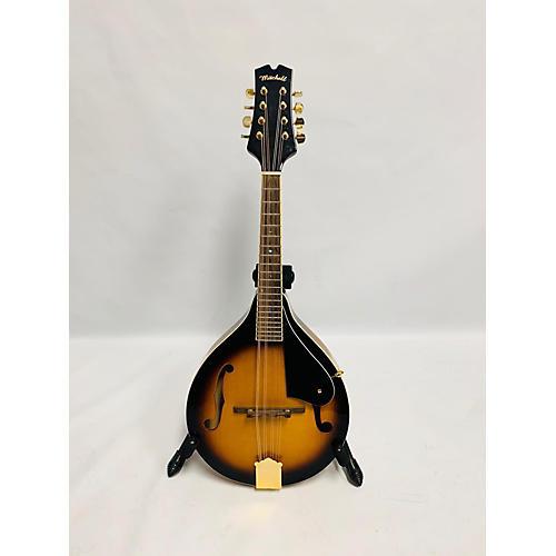 used mitchell am100vs mandolin vintage sunburst guitar center. Black Bedroom Furniture Sets. Home Design Ideas