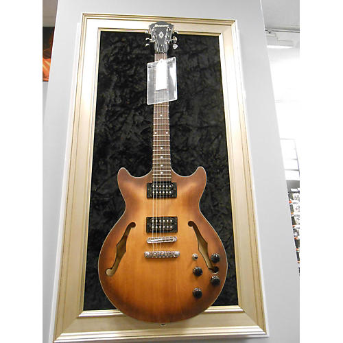 Ibanez AM73B Archtop Hollow Body Electric Guitar