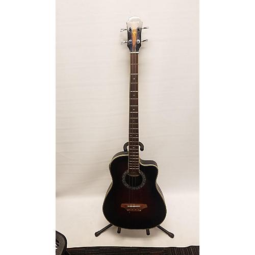 Aria AMB 50B Acoustic Bass Guitar