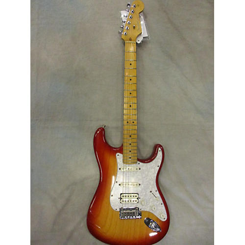Used Fender American Texas Special Fat Stratocaster Solid Body