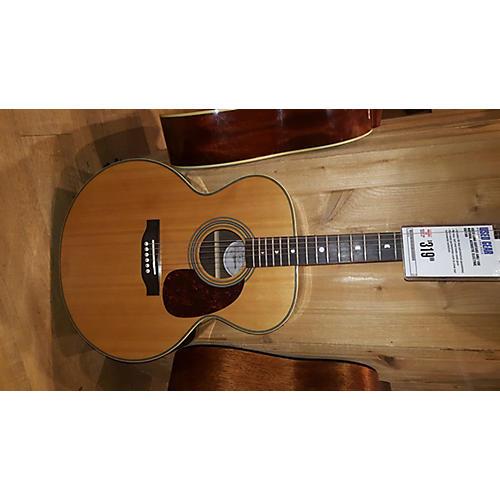 Luna Guitars AMJ 100 Acoustic Electric Guitar