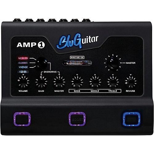 BluGuitar AMP1-IE Iridium Edition 100W Tube-Hybrid Guitar Pedalboard Amp